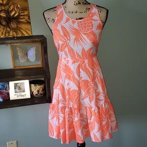 New Victoria's Secret Tropical Swim Coverup Dress